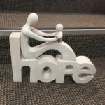 hope sculpture