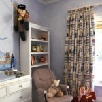kids playroom with bookcase and other bespoke products