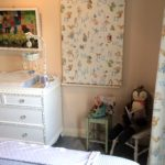 nursery decorated with doffie products
