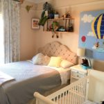nursery decorations with wall mural