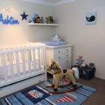 nursery decorations with doffie products